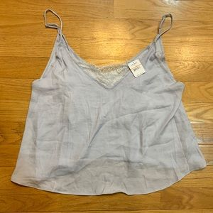 Intimately Free People Deep V Bandeau Cami Small